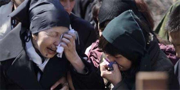 66 Tote nach Unglück in Bergwerk