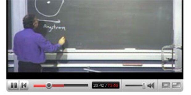 Berkeley stellt Vorlesungen als Videos auf YouTube