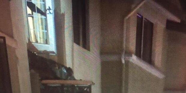 Balkon stürzt bei Party herab: 5 Tote