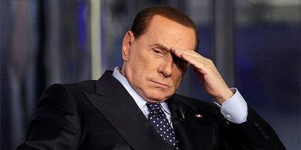 Haftstrafe für Berlusconi