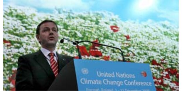 Klimakonferenz einigt sich nicht auf Finanzierung