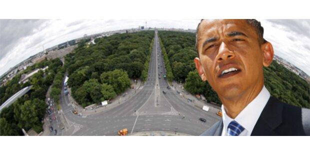 Berlin bereitet Obama-Besuch vor