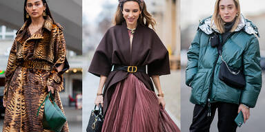 Berlin Fashion Week - Street Styles