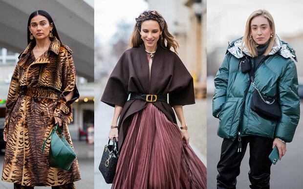 Die coolsten Streetstyles der Berlin Fashion Week