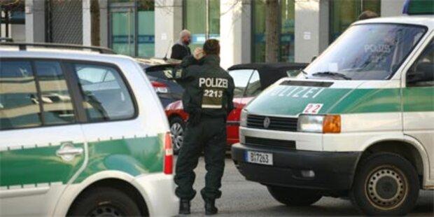 Handgranate vor kroatischer Botschaft war scharf