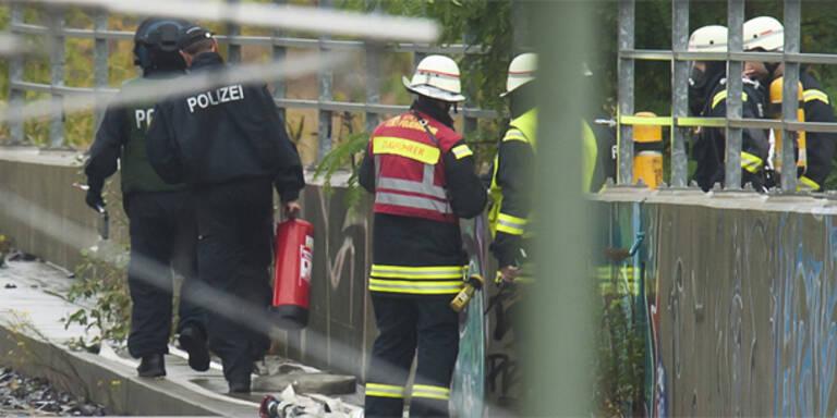 Wieder Brandsatz in Berlin explodiert