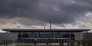 Berliner Flughafen Abriss