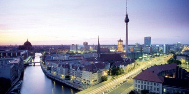 Entdecken Sie Berlin und Dresden