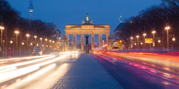 Berlin rüstet sich für Besucherrekorde