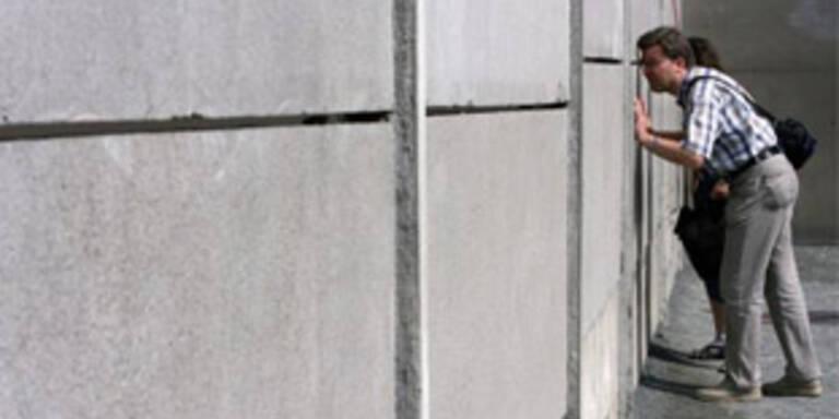 Jeder fünfte Deutsche will die Mauer wieder