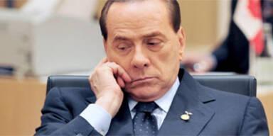 EU rügt Berlusconis Ausländer-Politik
