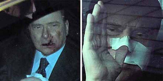 Prozess gegen Berlusconi-Angreifer beginnt