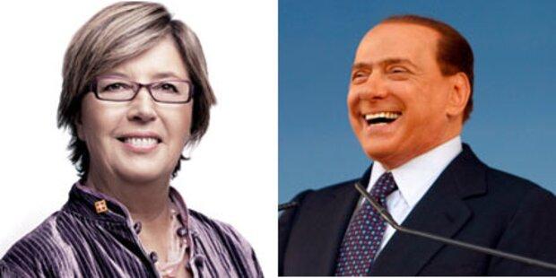Berlusconi findet Konkurrentin hässlich