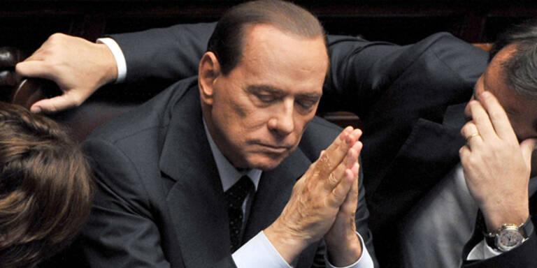 Berlusconi: 150 Mio. Euro an Börse verloren