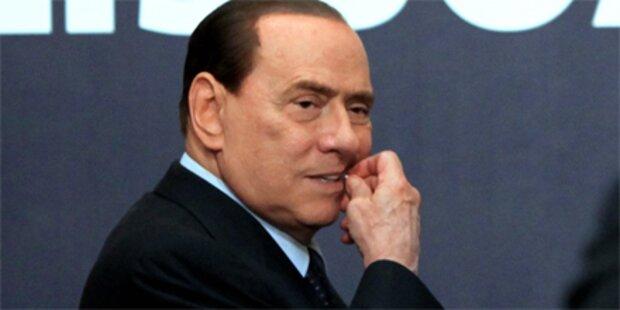 Berlusconi will seine Partei neu gründen