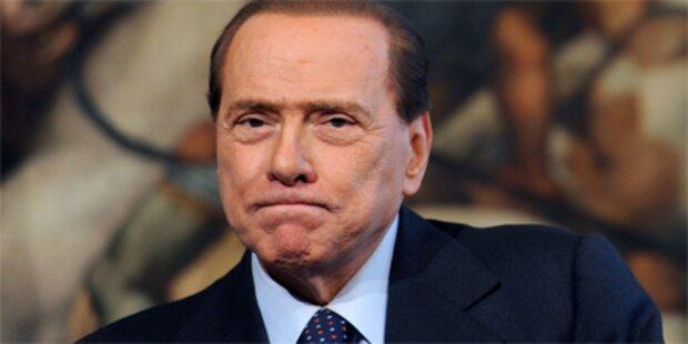 Parlament lehnt Durchsuchung bei Berlusconi-Buchhalter ab