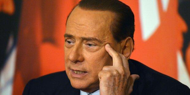 Berlusconi-Partei sprengt Italiens Regierung