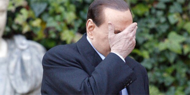 Bunga-Bunga-Mädchen Berlusconis packt aus