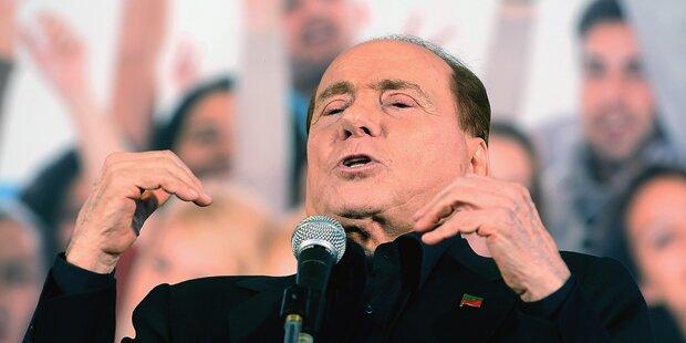 US-Lauschangriff auf Berlusconi
