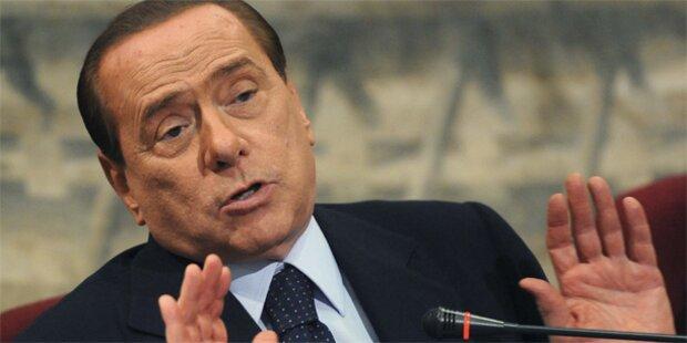 Berlusconi: Neue Callgirl-Enthüllungen