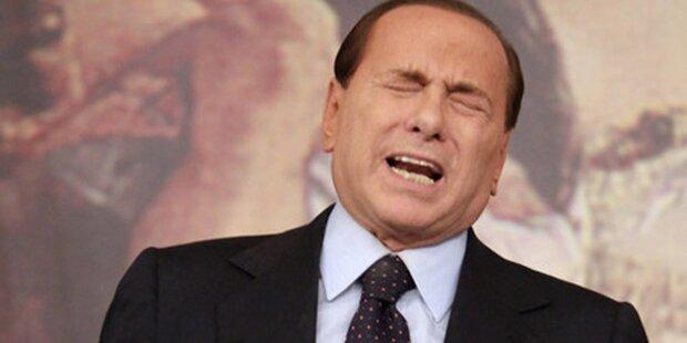 Berlusconi zu Haftstrafe verurteilt