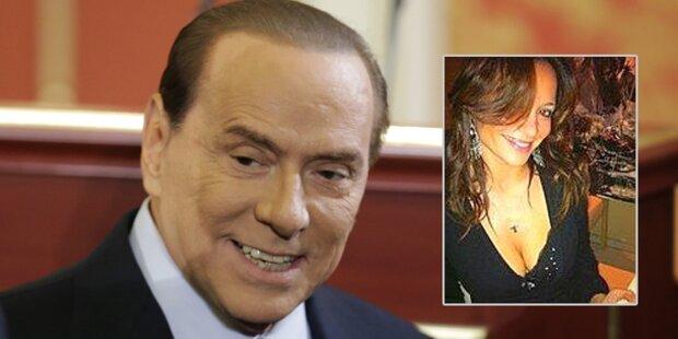 Für diese Frau zahlte Berlusconi 2.500 Euro