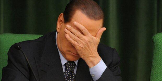Berlusconis Ex-Ehefrau bleibt hart