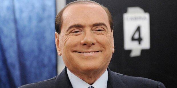 Berlusconi setzt auf
