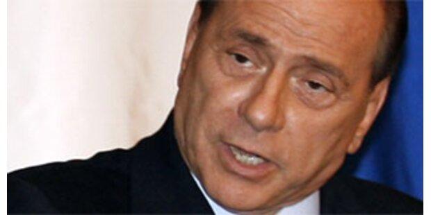 Berlusconi will Müllproblem bis Juli lösen