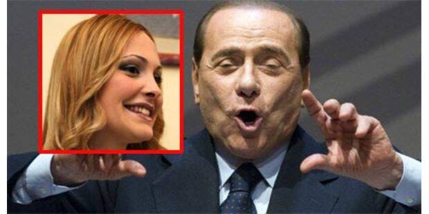Fotos von Berlusconi-Party konfisziert