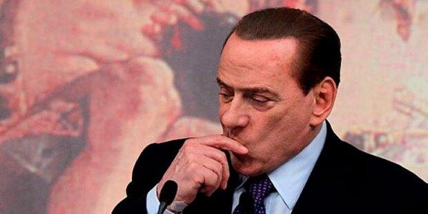 Unternehmer soll Berlusconi erpresst haben