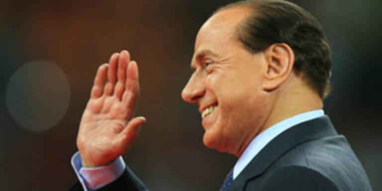 """Berlusconis beste """"Sager"""""""