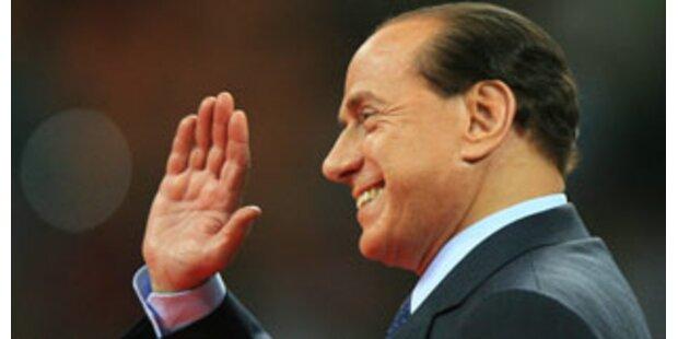 Berlusconi sorgt für Wirbel mit neuer Partei