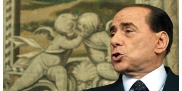 Berlusconi will Große Koalition mit Veltroni