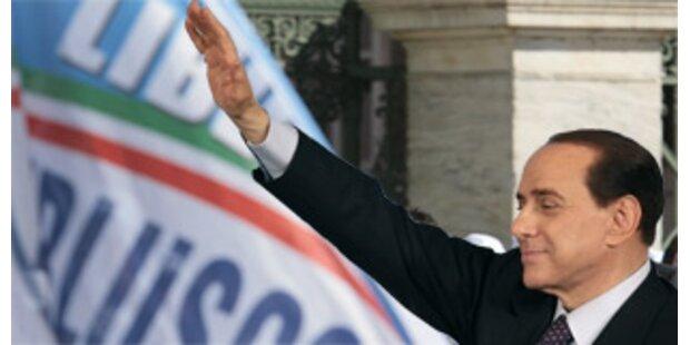 Berlusconi schreibt Auslandsitalienern Brief