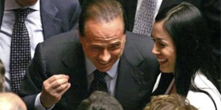 Eklat um Berlusconis sexistische Äußerungen