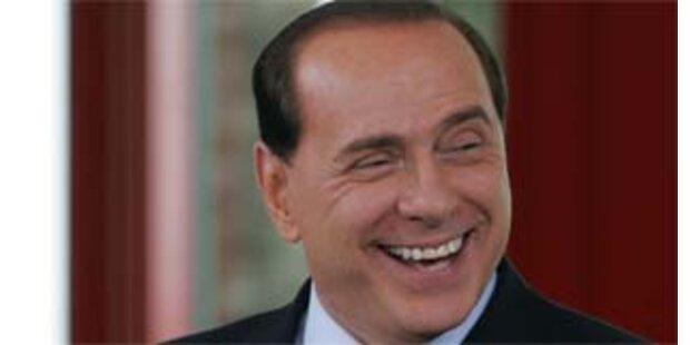 Italien - Berlusconis Ministerliste fast komplett