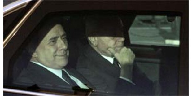 Napolitano hofft auf Mini-Regierung