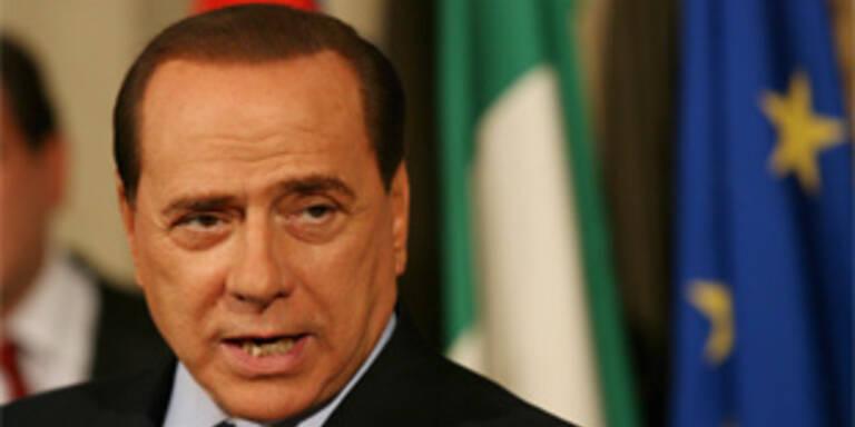 Kabinett Berlusconi III wurde in Rom vereidigt