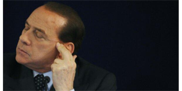 Berlusconi setzt prekären Sicherheitspakt durch