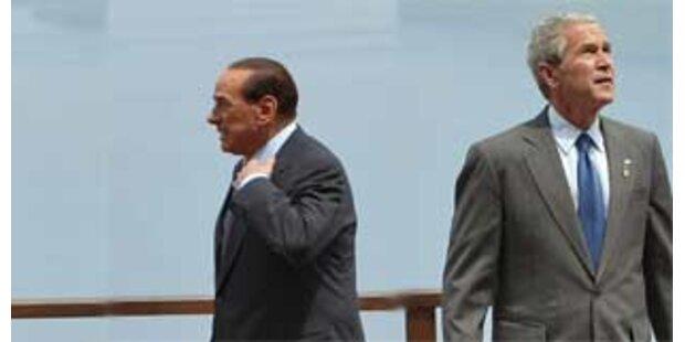 USA beleidigen Berlusconi