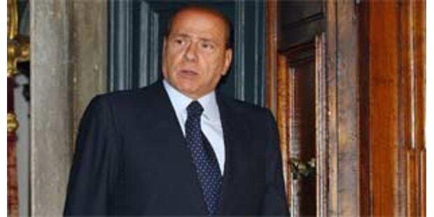 Berlusconi sieht weltweites Führungsdefizit
