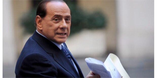 Berlusconi will in Korruptionsprozess anderen Richter