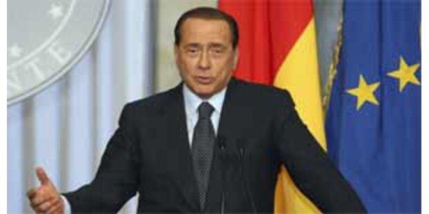 Berlusconi will eigene Klassen für Ausländerkinder
