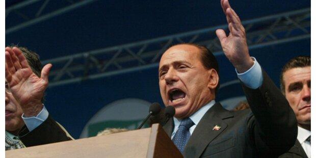 Neue Partei Berlusconis wird im Oktober vorgestellt
