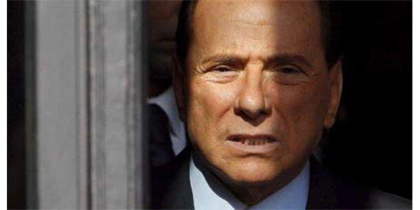 Industrie stellt sich gegen Berlusconi