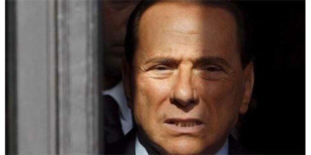 Klage gegen Berlusconi wegen sexistischer Aussagen