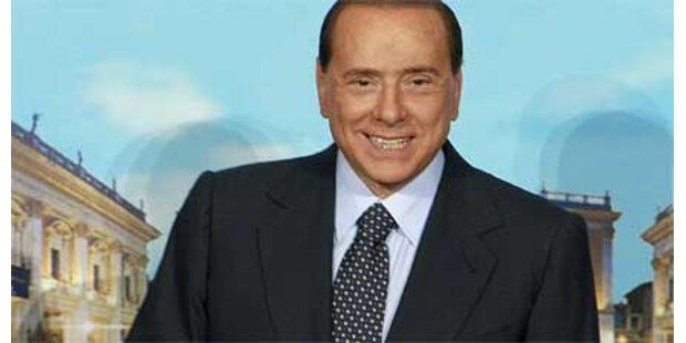 Berlusconi brüskiert Finninnen mit Witz