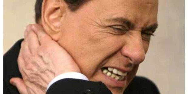 Berlusconi-Scheidung erst nach der Wahl