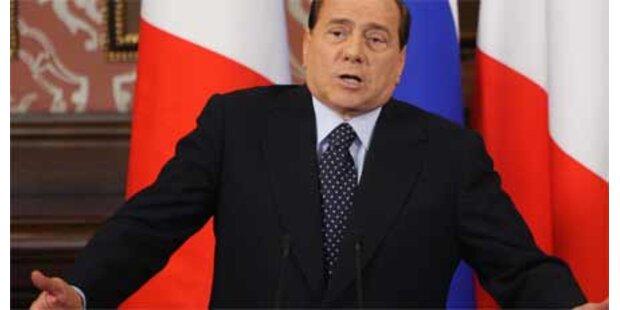 Aufregung um Berlusconi wegen KZ-Sager